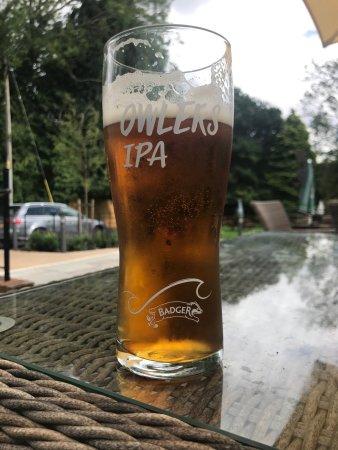 Tadley, UK: Best IPA ever tried