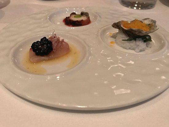 Michael Mina: Menu Degustacao