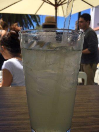 Dolores Park Cafe: Limonada exquisita