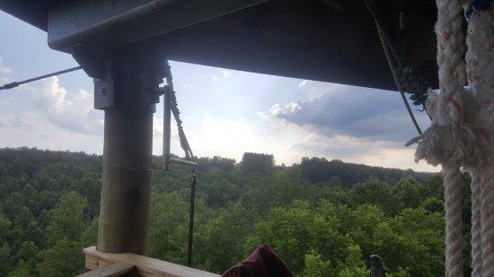 Rockbridge, OH: view from super zip