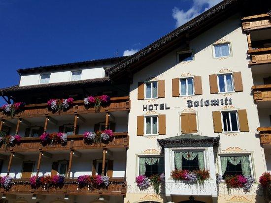 Hotel Dolomiti : Hptel Dolomiti