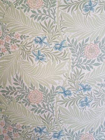 Standen William Morris Wallpaper