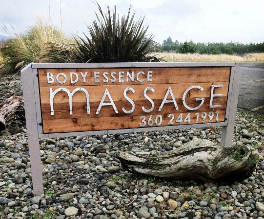 Long Beach, WA: Body Essence Massage
