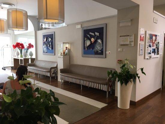 Hotel Plaza: L'ingresso