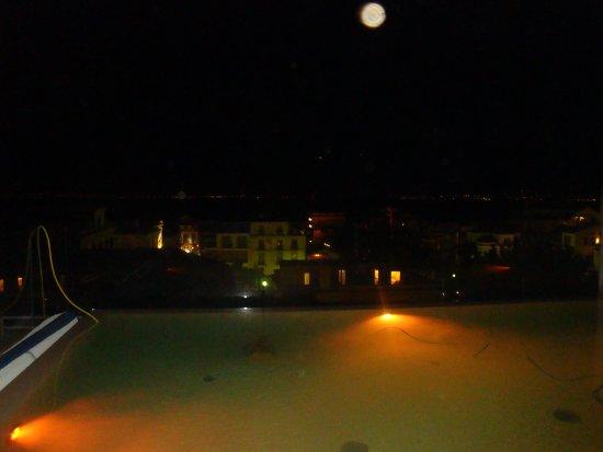Hotel Plaza: La piscina