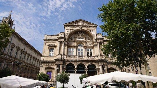 Opéra Théâtre d'Avignon