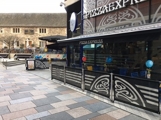 Pizza Express Leicester 18 Bath House Ln Updated 2020