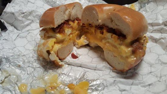 South Orange, NJ: Great breakfast sandwich!
