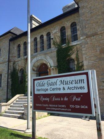 Lindsay, Canada: Olde Gaol Museum