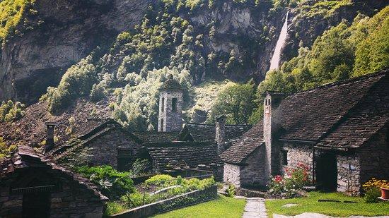 Foroglio Val Bavona