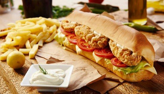 Tripadvisor ساندوتش دجاج كرسبى صورة مطعم شركسيه القاهرة