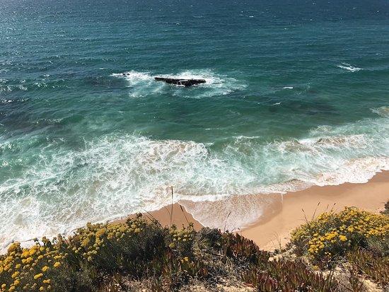 Praia das Bicas