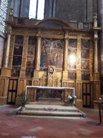 Basilique sainte marie madeleine saint maximin la sainte for Passion carrelage saint maximin