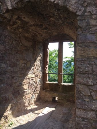 Burg Hohenbaden: We thought these ruins where awesome with the most fantastic views !