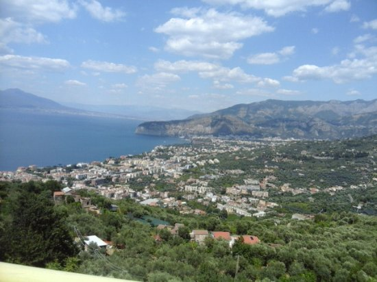 City Sightseeing Sorrento - Day Tours: desde el bus