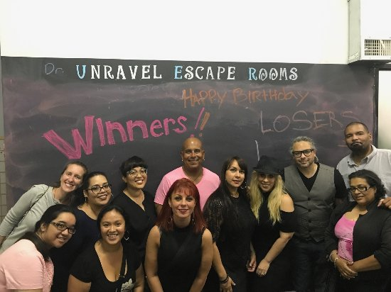 Unravel Escape Rooms