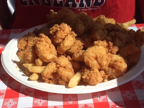 Newick's Lobster House: Newick's Fried Shrimp