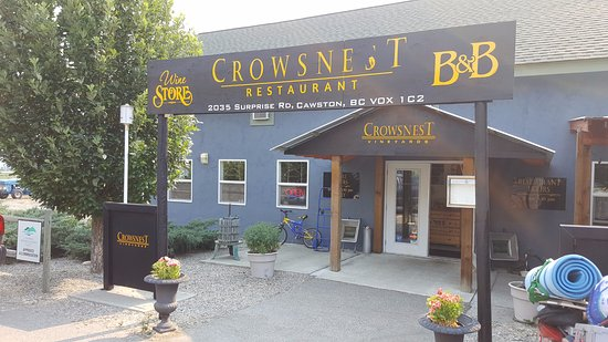 Landgasthof Crowsnest Vineyards Picture