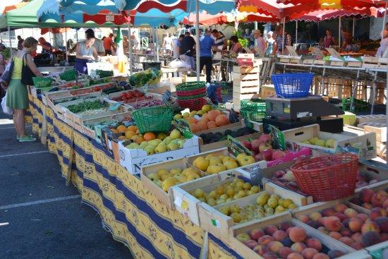 Provencal Market
