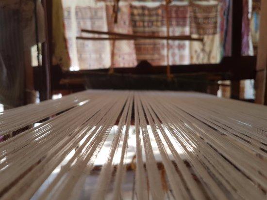 Fyti, Cyprus: Loom