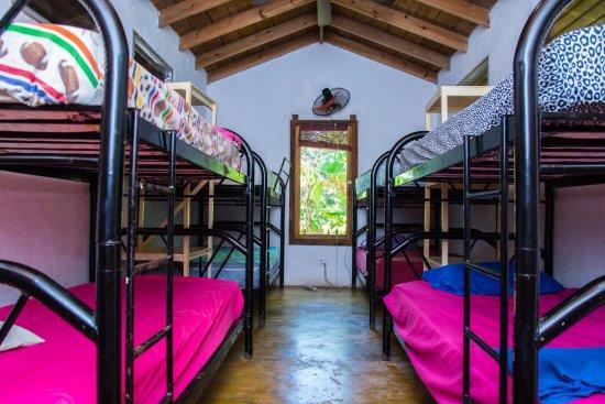 Hostal La Buena Onda: Dormitorio