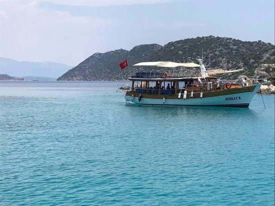 Berkay Boat - Private Daily Tours: Akvaryum Koyu ...