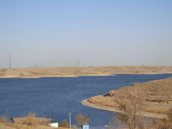 Kengirskoye Reservoir