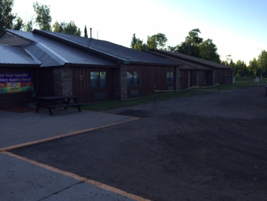 White Pine, MI: Konteka motel