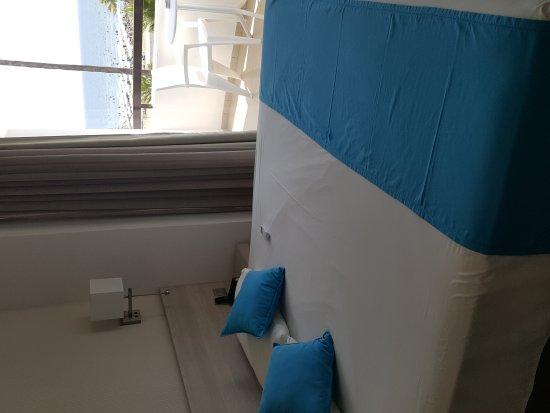 Les Palmiers Beach Hotel: 20170723_115856_large.jpg