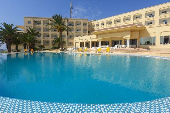Pool - Picture of Hotel Club Les Colombes, Hammamet - Tripadvisor