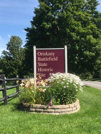 Oriskany, NY: the site