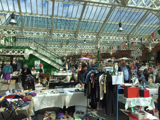 Tynemouth Markets