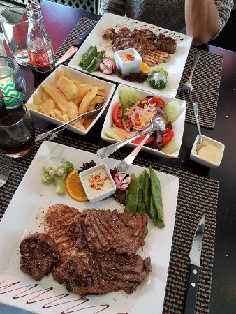 Steenbergen, Países Bajos: Misto Carne