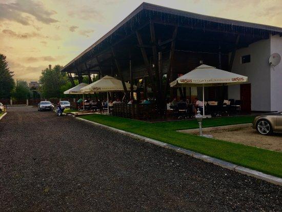 Tarnaveni, Romania: AnBoRa Caffe
