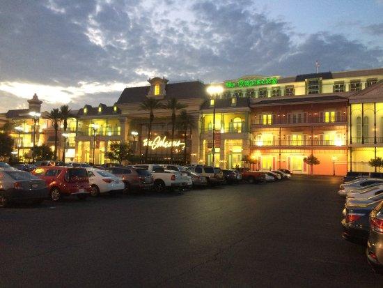 The Orleans Hotel & Casino: Das Hotel