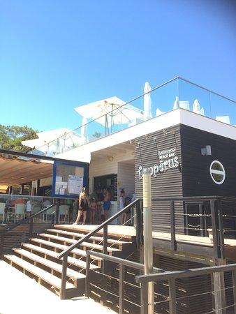 Trafal Beach Restaurant
