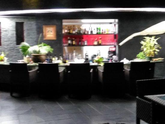 Omai : bar du restaurant