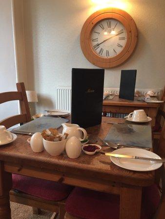 Invergarry Guest House: Breakfast Room