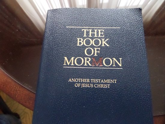The Book Of Moron Ha Ha Picture Of Meon Valley Marriott