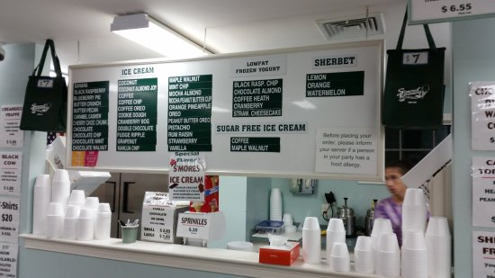 Cataumet, MA: List of flavors