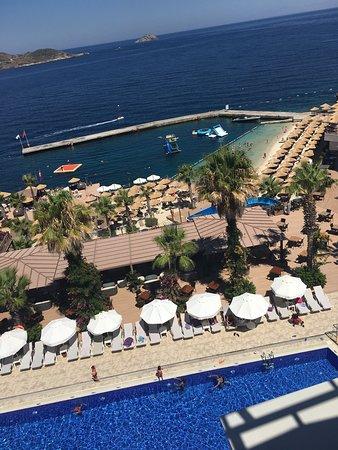 Delta Beach Resort: Sizcede huzurlu ve mukkemmel diilmi?