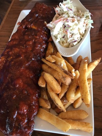 Doc Ford's Rum Bar & Grille Ft. Myers Beach: Ribs