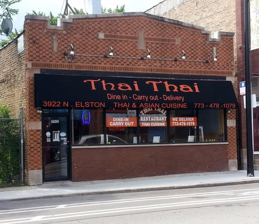 Thai Thai Restaurant, Chicago