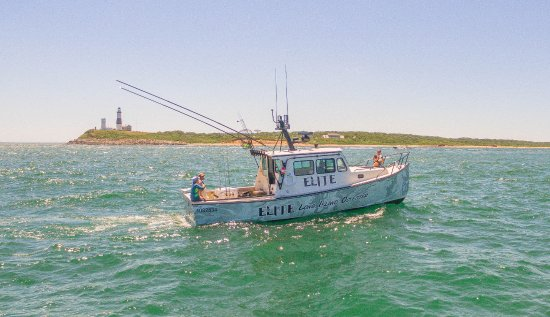 Picture of elite long island outfitter for Charter fishing boats long island