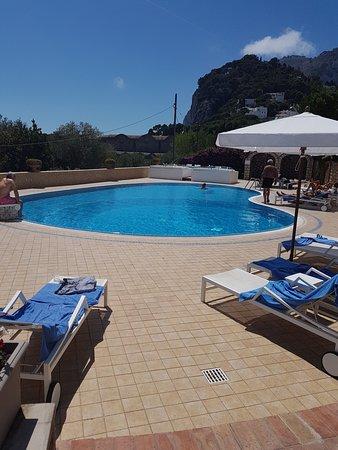 Soggiorno luglio 2027 - Picture of Hotel Mamela, Capri - TripAdvisor