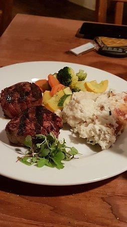 Damariscotta, Maine: beef vegetable