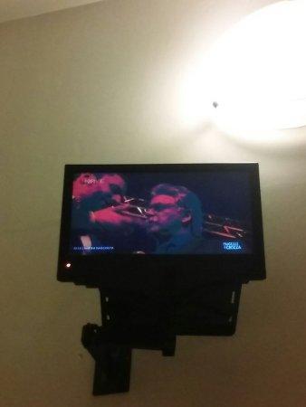 Soggiorno Sogna Firenze: TV Troppo Alta