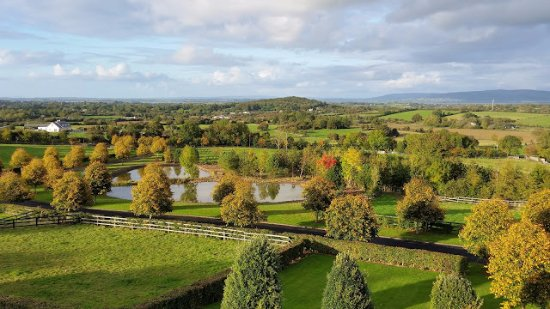 Cloonagulleen, Irlanda: View at Hazelwood Country House Adare