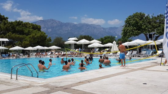 Club Med Kemer: match GM/GO