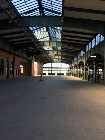 Liberty State Park: Can you imagine the people traveling through here long ago?